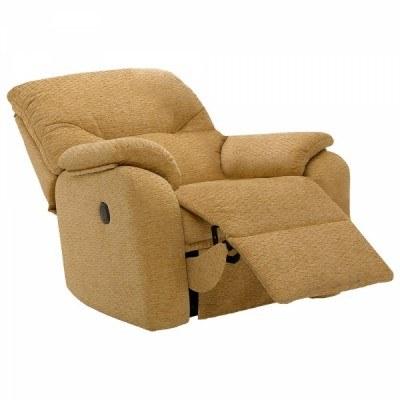 sc 1 st  Hunter Furnishing & G Plan Mistral Fabric Recliner Chair - Recliners - Hunter Furnishing islam-shia.org