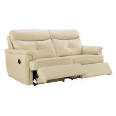 G Plan Atlanta 3 Seater Recliner Sofa Double