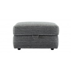 G Plan Washington Fabric Storage Footstool