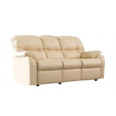 G Plan Mistral 3 Seater Recliner Sofa RHF