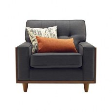 G Plan Vintage The Fifty Nine Fabric Armchair