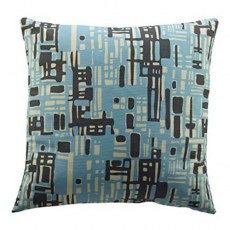 G Plan Vintage Texture Blue Scatter Cushion