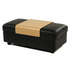 Stressless Ottoman with Table