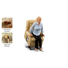Sherborne Lynton Knuckle Standard Lift Electric Recliner