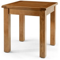 Willis & Gambier Bretagne Fixed Top Table 75cm x 75cm
