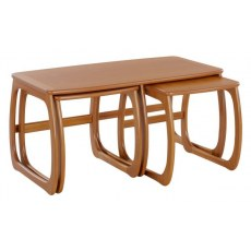 Burlington Coffee Table Nest  - Teak