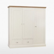 TCH Coelo 2 Drawer Triple Wardrobe