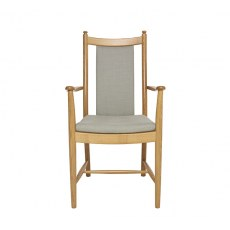 Ercol Windsor Penn Padded Back Dining Armchair