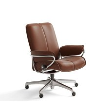 Stressless City Office Chair Low Back