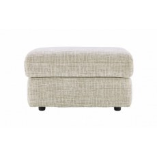 G Plan Hartford Fabric Storage Footstool