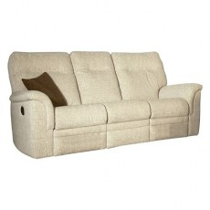 Parker Knoll Hudson Fabric 3 Seater Sofa