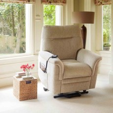 Parker Knoll Hudson Fabric Rise & Recline Chair Recliner