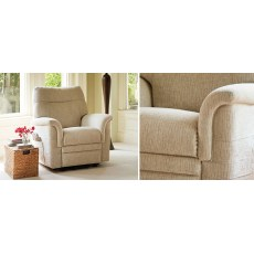 Parker Knoll Hudson Fabric Rise & Recline Chair