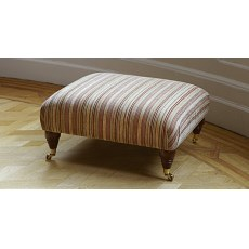 Parker Knoll Moseley Fabric Footstool