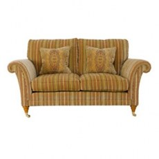 Parker Knoll Burghley Fabric 2 Seater Sofa