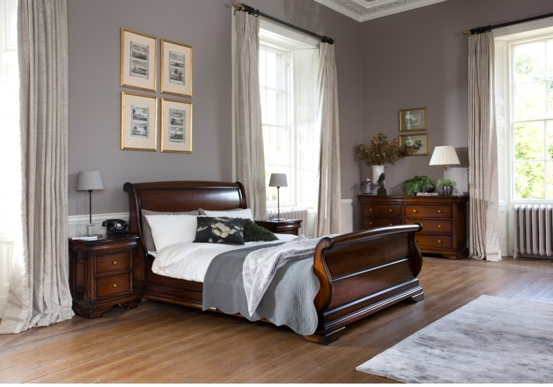 Baker Normandie Bedroom