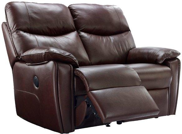 G Plan Henley 2 Seater Power Recliner Sofa Double