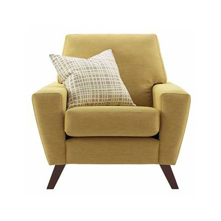 G Plan Vintage The Sixty Six Fabric Armchair   All Armchairs   Hunter  Furnishing
