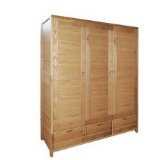 Ercol Bosco 3 Door Wardrobe