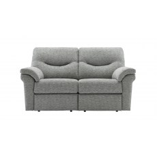 G Plan Washington Fabric 2 Seater Power Recliner Sofa Double