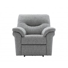 G Plan Washington Fabric Manual Recliner Chair
