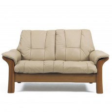 Stressless Windsor Low Back 2-Seater