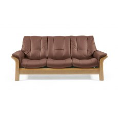 Stressless Windsor Low Back 3-Seater