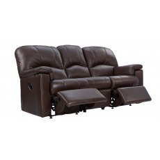 G Plan Chloe 3 Seater Power Recliner Sofa Double