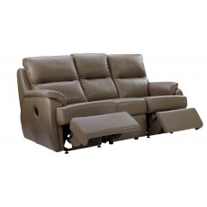 G Plan Hardford 3 Seater Power Recliner Sofa Double