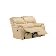 G Plan Mistral 2 Seater Recliner Sofa Double