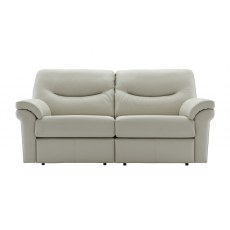 G Plan Washington 3 Seater Power Recliner Sofa Double