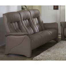 Himolla Rhine 3 Seater Fixed Sofa