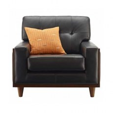 G Plan Vintage The Fifty Nine Leather Armchair