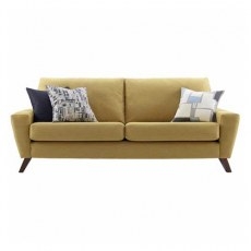 G Plan Vintage The Sixty Six Fabric Large Sofa
