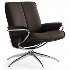 Stressless City Low Back Recliner Chair