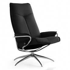 Stressless City High Back Recliner Chair