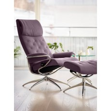 Stressless Metro High Back Recliner Chair