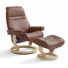 Stressless Sunrise Small Recliner Chair