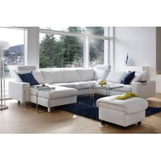 Stressless E200 2C2 Corner Sofa with Long Seat