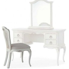 Willis & Gambier Ivory Bedroom Chair