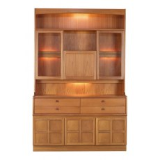 Cocktail Combination Unit  - Teak