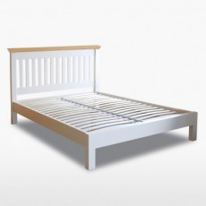 TCH Coelo Slatted Low Footend Bed.