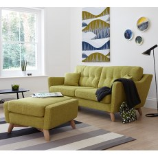 Ercol Cosenza Fabric Small Sofa
