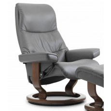 Stressless View Small Recliner Chair