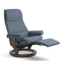 Stressless View Medium Classic LegComfort
