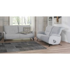 Himolla Cygnet 3 Seater Manual Recliner Sofa