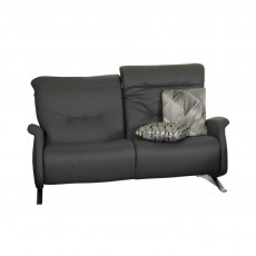 Himolla Cygnet 2 Seater Manual Recliner Sofa