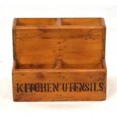 Kitchen Utensils Storage Box