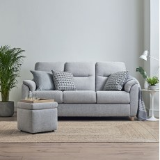 G Plan Spencer 3 Seater Sofa in Fabric