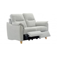 G Plan Spencer 2 Seater Power Recliner in Fabric